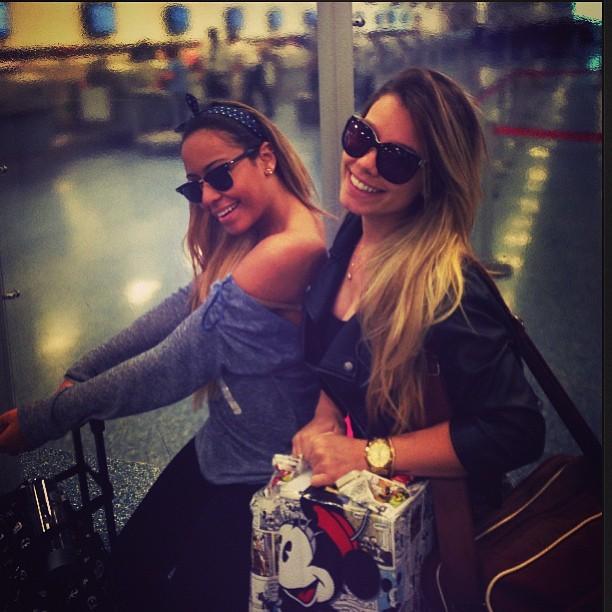 Rafaella Beckran, irmã de Neymar (Foto: Instagram / Reprodução)