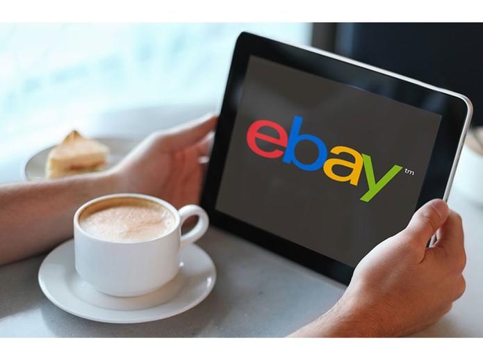 eBay agora tem versão em português para facilitar compras de usuários do Brasil (Foto: Divulgação/eBay)