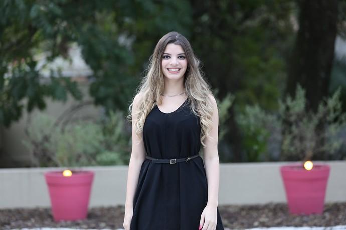 Nathália Santana tem 21 aninhos e é formada em direito (Foto: Carol Caminha/Gshow )