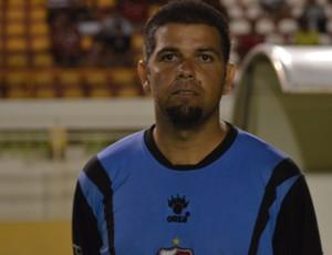 Pablo pede para River acordar após derrota (Foto: Felipe Martins)