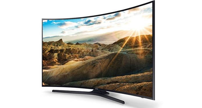 Smart TV da Samsung tem telona de 55 polegadas em 4K (Foto: Divulgação/Samsung)