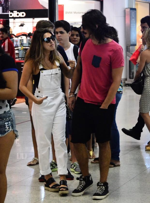 Fernanda Paes Leme (Foto:  William Oda/AgNewsExclusivo)