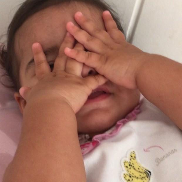 Bruna, filha de Nivea Stelmann (Foto: Reprodução/Instagram)