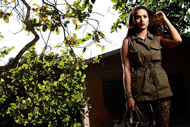 Thaissa Carvalho posa para o EGO (Foto: Marcos Serra Lima/EGO)