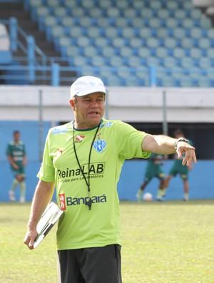 Internautas estão confiantes no trabalho de Arturzinho (Foto: Everaldo Nascimento/TV Liberal)