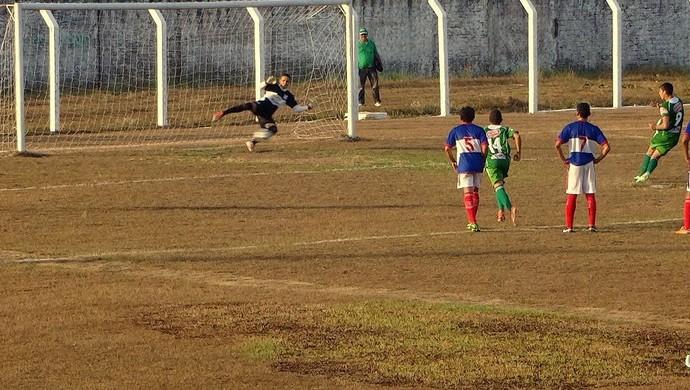 Guaraí vence o Tocantins na segunda rodada do Tocantinense Sub-19 (Foto: Divulgação/TV Lobão)
