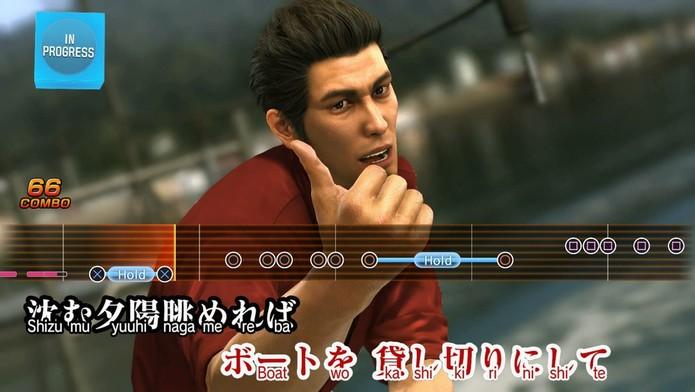 Yakuza 6: The Song of Life (Foto: Reprodução/Felipe Vinha)