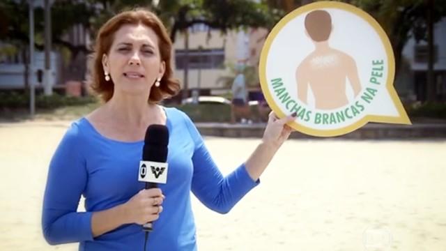Rosana Valle para o Bem Estar (Foto: Reprodução  / TV Tribuna)