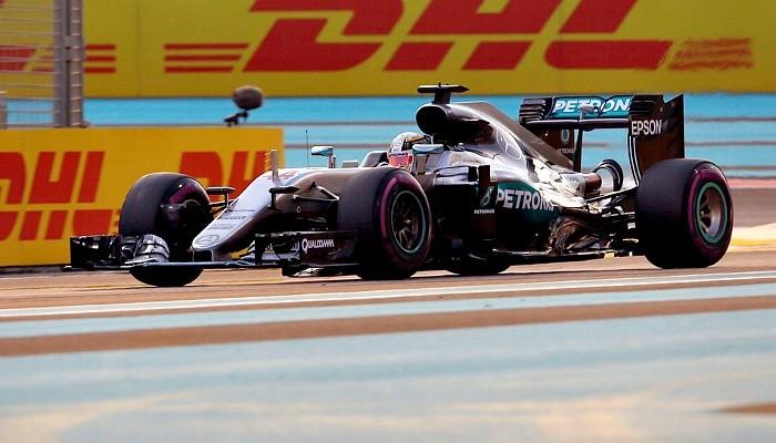 Lewis Hamilton é pole do GP de Abu Dhabi
