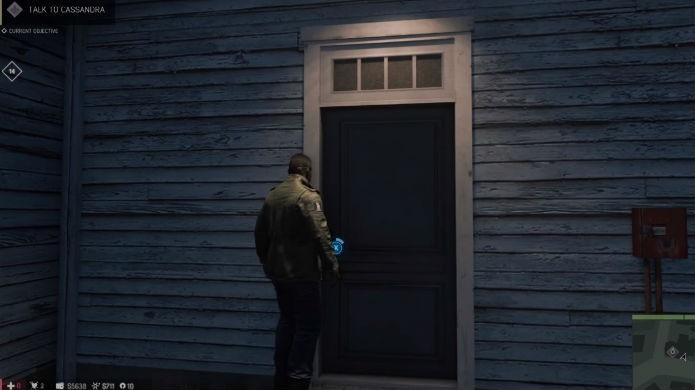 Mafia 3: chutar portas trancadas chama muita atenção (Foto: Reprodução/Thomas Schulze)