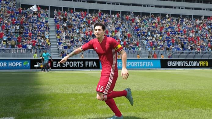 Fifa 16: como desbloquear e usar os times especiais do game (Foto: Reprodução/Murilo Molina)