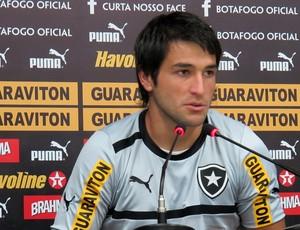 Lodeiro Botafogo (Foto: Fred Huber / Globoesporte.com)