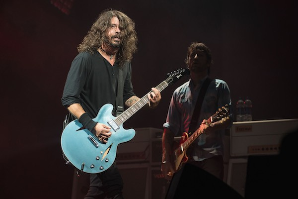 O músico Dave Grohl  (Foto: Getty Images)