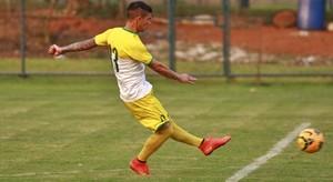 Rodrigo meia Brasiliense (Foto: Claudio Reis / BrasilienseFC)
