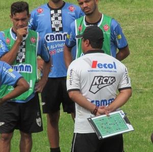 China, Araxá Esporte Clube, AEC, treinador (Foto: Jorge Eustáquio/Equipe Positiva)