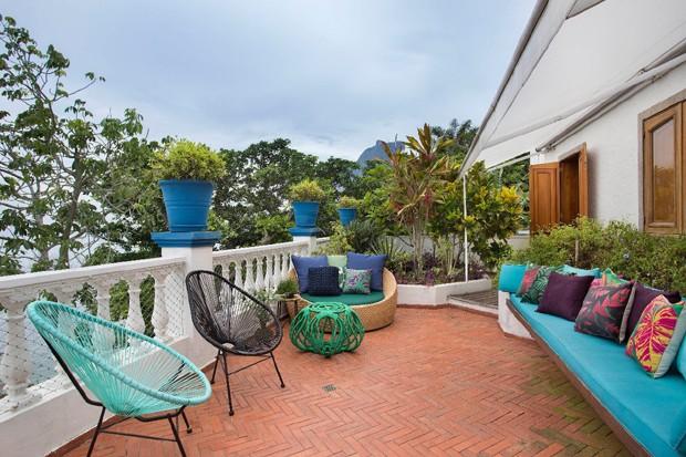Casa QUEM de Verão (Foto: Denilson Machado/ MCA Estudio)