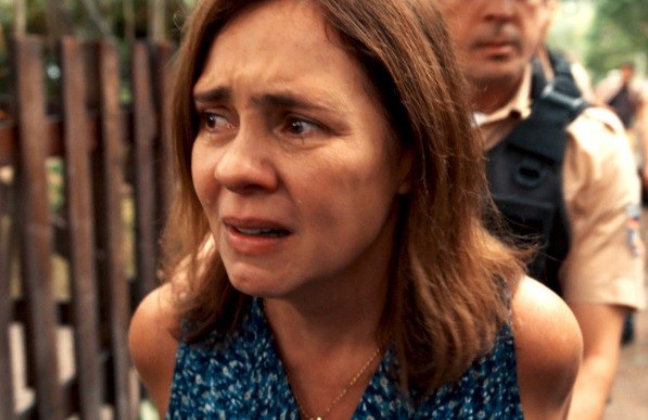Adriana Esteves: indicação ao Emmy por sua atuação elogiada em Justiça (Foto: Reprodução/ Gshow)