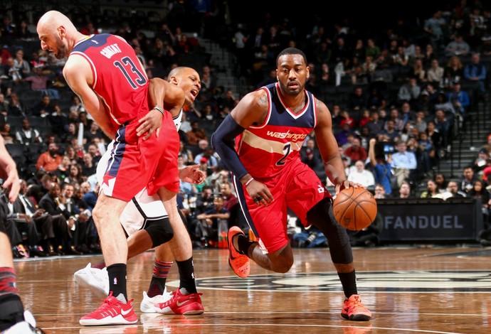 Washington Wizards x Brooklyn Nets NBA (Foto: Divulgação/Washington Wizards)