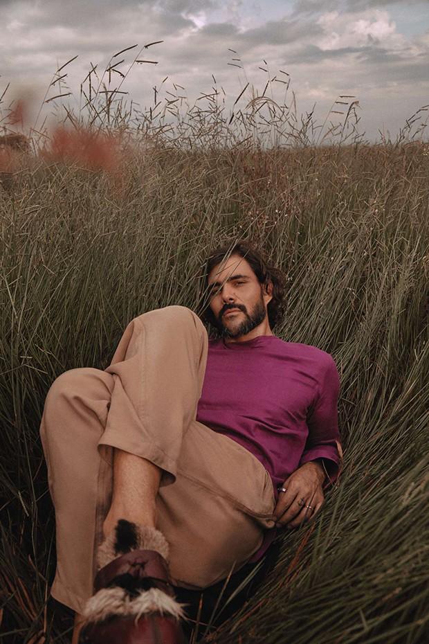 Juliano Cazarré (Foto: Mar+vin)