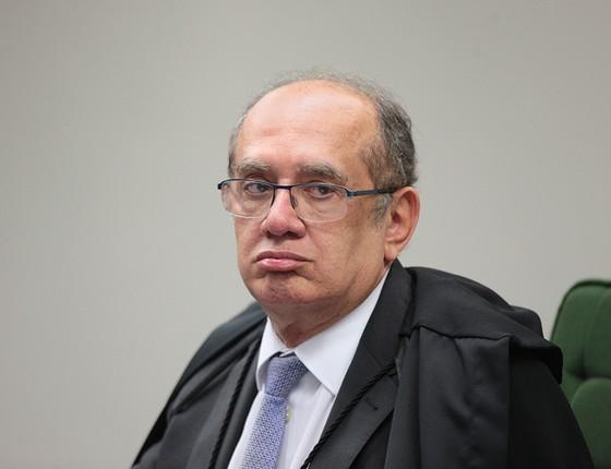 Gilmar Mendes (Foto: Divulgação)