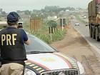 PRF determina restrição de tráfego em estradas federais em MT