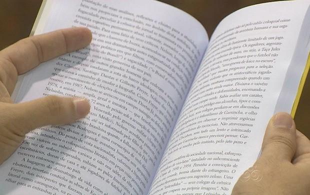 Livro conta com 40 crônicas do escritor Nelson Rodrigues (Foto: Bom Dia Amazônia)