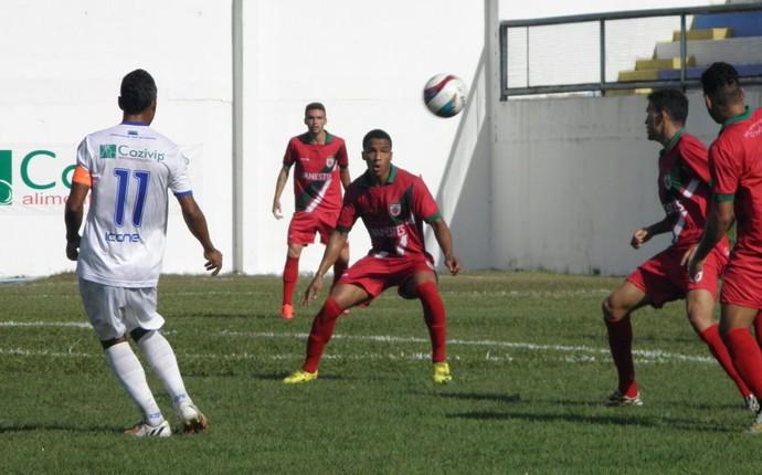 Campeonato Capixaba 2016: São Mateus x Real Noroeste (Foto: Rian Matos/AA São Mateus)