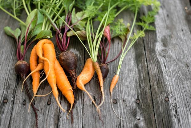 cenoura, comida, legumes feios (Foto: Thinkstock)