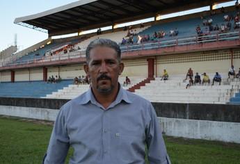 Osvaldo Monte Alegre, técnico da Seleção do Oeste (Foto: Weldon Luciano  - GloboEsporte.com)