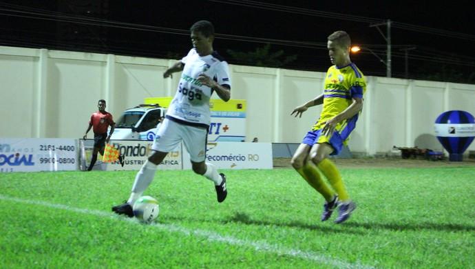 Rondoniense x Rolim de Moura (Foto: Emanuele Madeira/GloboEsporte.com)
