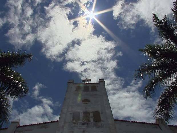 Santa Montanha (Foto: Reprodução/TV Integração)