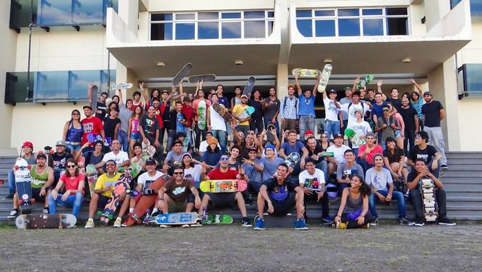 Dia Mundial do Skate no AP será comemorado no domingo (22) (Foto: Divulgação/AASKT)