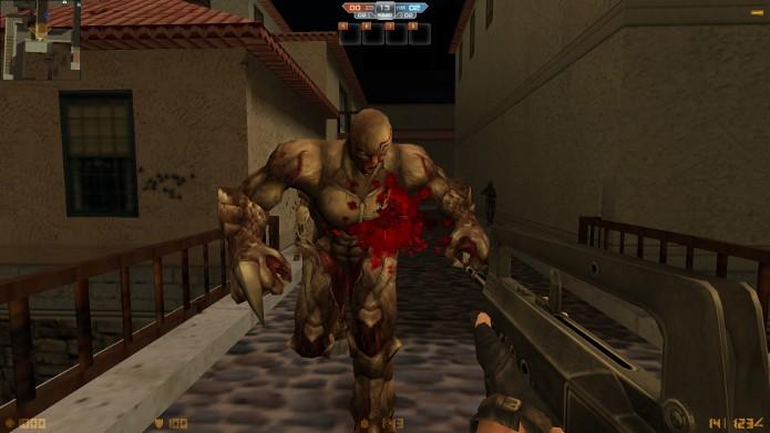 Counter Strike Nexon Zombies: beta aberto terá início no dia 23 de setembro. (Foto: Divulgação)