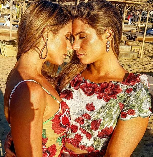 Bia e Bianca Feres (Foto: Reprodução/Instagram)