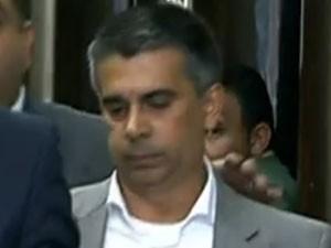 Ronilson Bezerra Rodrigues, apontado pelo Ministério Público como chefe da quadrilha (Foto: Reprodução/TV Globo)