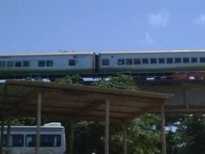 Ferrovia Carajás (Foto: Sidney Pereira)