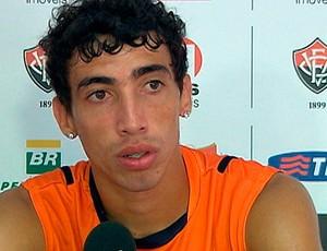 rildo; vitória (Foto: Reprodução/TV Bahia)
