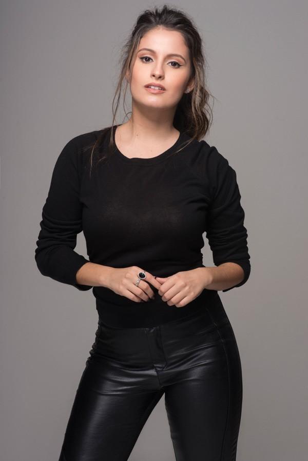 """Em """"Malhação"""", Amanda de Godoi interpreta Nanda (Foto: Studio Faya)"""