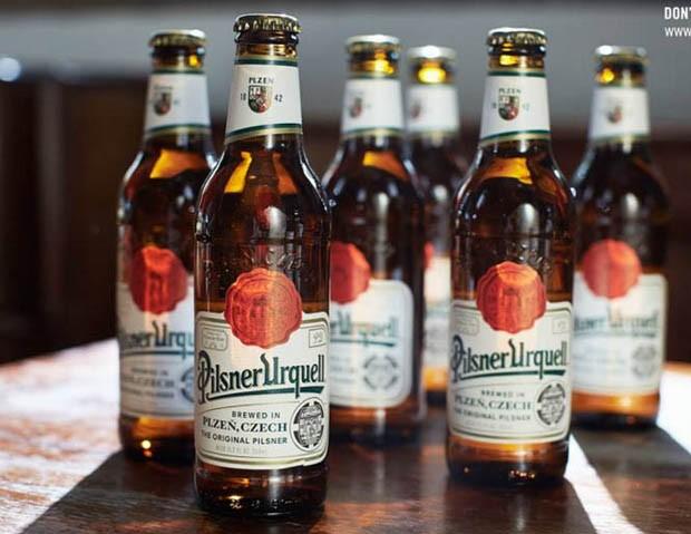 Pilsner Urquell, a cerveja da República Tcheca (Foto: Divulgação)