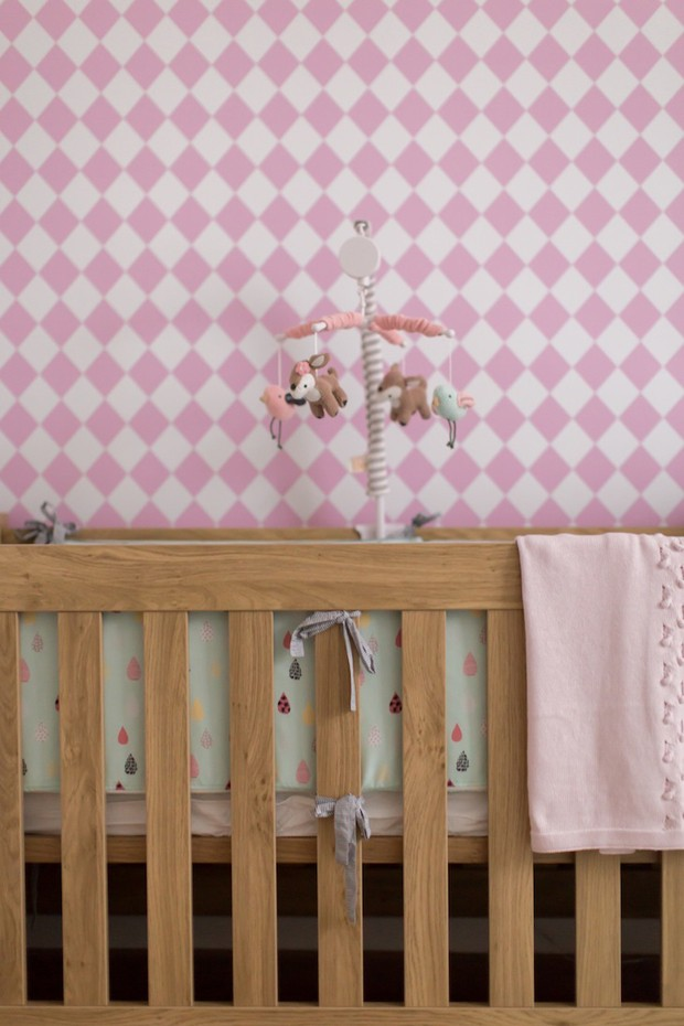 Quarto bebê; quarto menina; quarto infantil (Foto: Raízes Fotografia para NaToca)