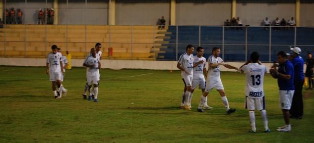 CSP vence o Sousa por 5 a 0 no Campeonato Paraibano (Foto: Richardson Gray / Globoesporte.com/pb)
