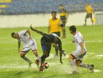 São José FC x Desportivo Brasil (Foto: Tião Martins/TM Fotos)