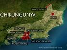 RJ tem 469 casos suspeitos de Chikungunya; 123 foram confirmados