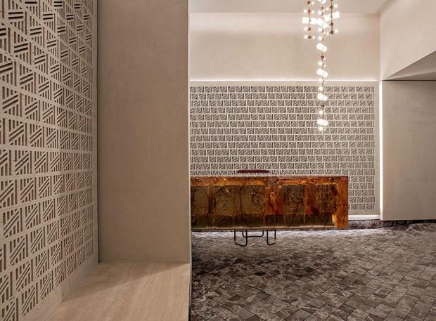 Primeiro hotel da Fendi sintetiza o luxo da maison italiana (Foto: Gionata Xerra e Fendi/Divulgação)