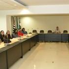 Comitê recebe representantes do Estado (Divulgação)