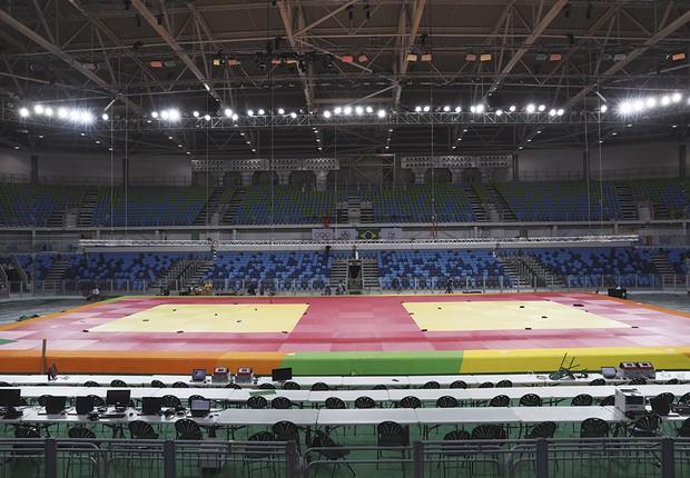 Arena Carioca 2 (Foto: Getty Images)