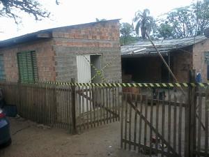 Crime ocorreu dentro de casa, após uma festa (Foto: Divulgação/Polícia Civil)