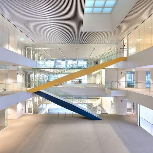 Escola de arquitetura do MIT é eleita a melhor do mundo (Foto: Divulgação)