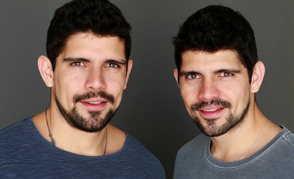 Tiago e Diego Homci (Foto: Divulgação)