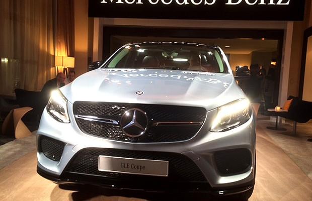 Mercedes GLE Coupe (Foto: Autoesporte)
